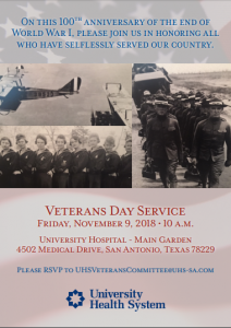 Events Archive - Page 4 of 19 - Texas World War I Centennial